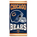 "WinCraft Chicago Bears 30"" x 60"" Beach Towel"