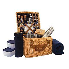 Picnic Time® Canterbury Picnic Basket