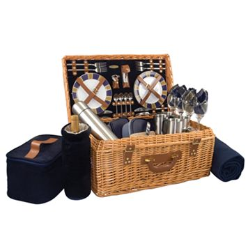 Picnic Time® Windsor Picnic Basket