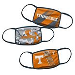 Youth Tennessee Volunteers Face Covering 3-Pack