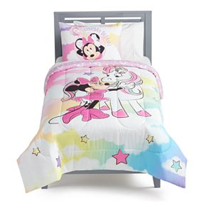 Disney's 2-piece Minnie Mouse Unicorn Comforter Set and Shams by The Big One®