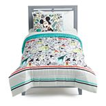 Disney's Mickey Mouse Safari Comforter Set with Shams by The Big One®
