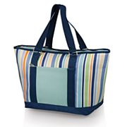 Picnic Time Topanga Striped Insulated Lunch Cooler