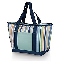 Picnic Time® Topanga Striped InsulatedLunch Cooler