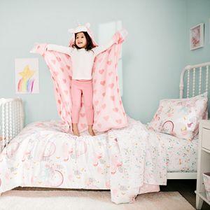 The Big One® Isabella Unicorn Princess Comforter Set and Shams