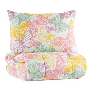 The Big One® Cora Butterflies Comforter Set and Shams