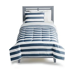 The Big One® Rugby Stripe Comforter Set and Shams