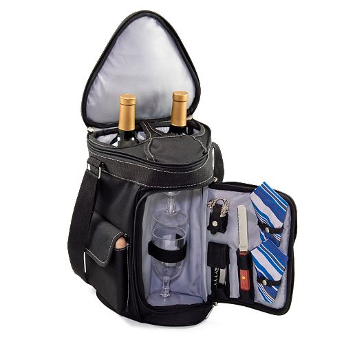 Picnic Time® Meritage Deluxe Insulated Wine Cooler