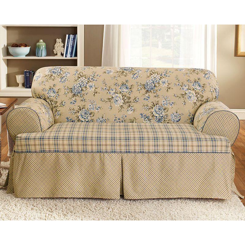 sure fit lexington sofa slipcover sure fit category thesofa