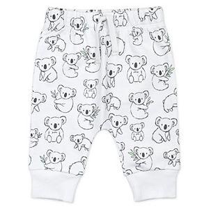 Baby Mac & Moon Mac & Moon Organic Cotton 2-Pack Koala Print Pants Set