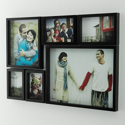Malden 6-pc. Frame Set