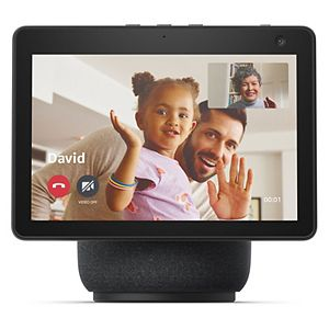 Amazon Echo Show 10 HD Smart Display with Motion & Alexa Smart Speaker