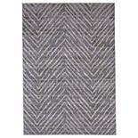 Weave & Wander Vanhorn Grey Area Rug