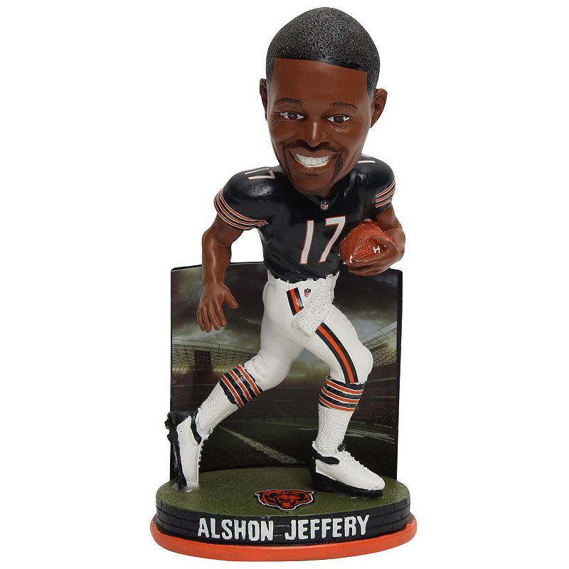 Alshon Jeffery Chicago Bears Stadium Bobble