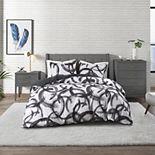 CosmoLiving by Cosmopolitan Anaya Cotton Printed Comforter Set