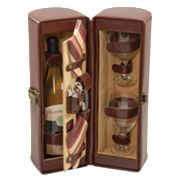 Picnic Time Harmony 1-Bottle Wine Case