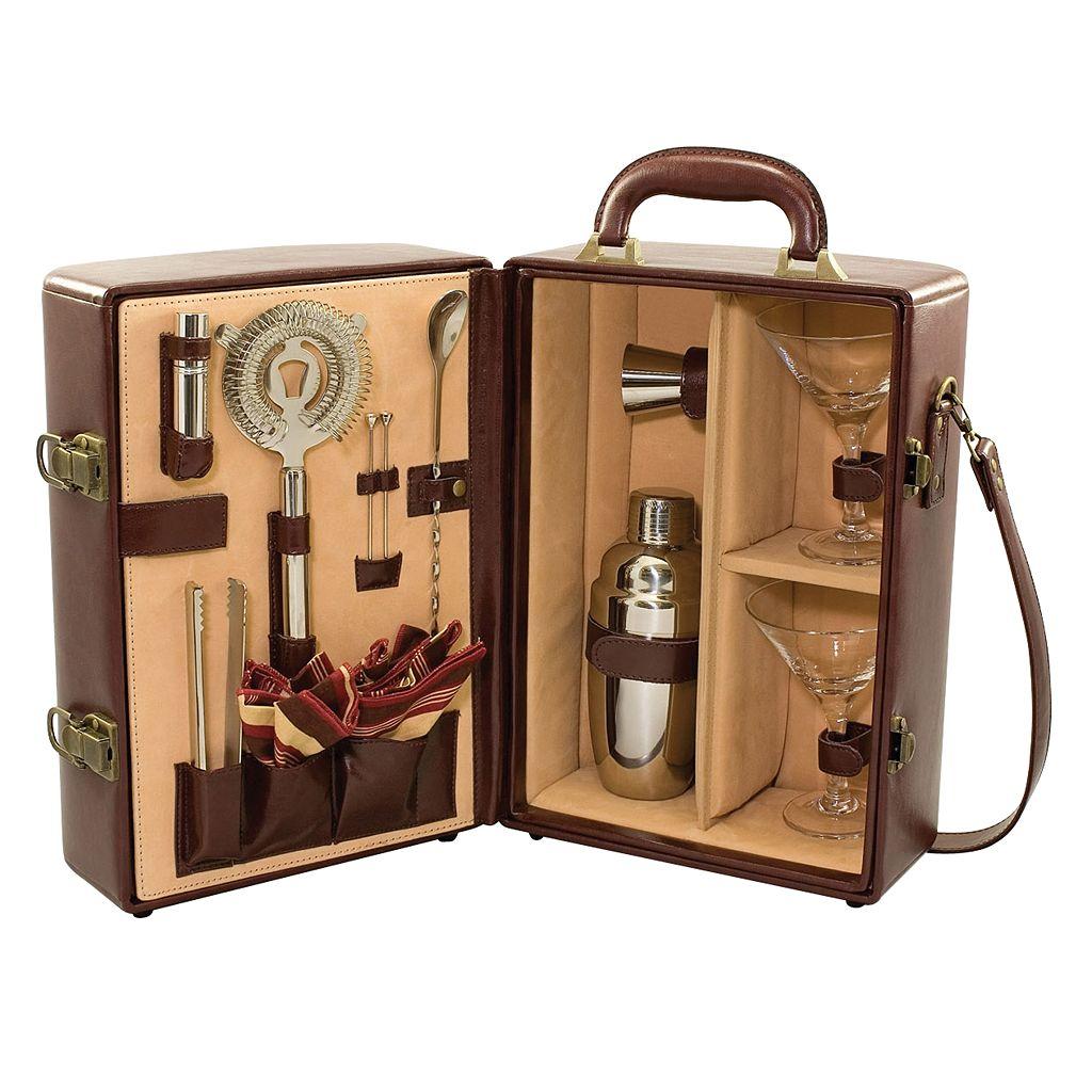 Picnic Time® Manhattan Cocktail Case