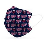 Adult Minnesota Twins 6-Pack Disposable Face Masks