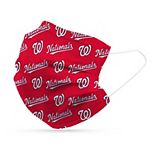 Adult Washington Nationals 6-Pack Disposable Face Masks