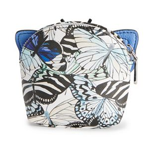 Sonoma Goods For Life® Butterfly RFID-Blocking Coin Pouch