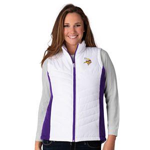 Women's NFL Minnesota Vikings G-III For Her Vest