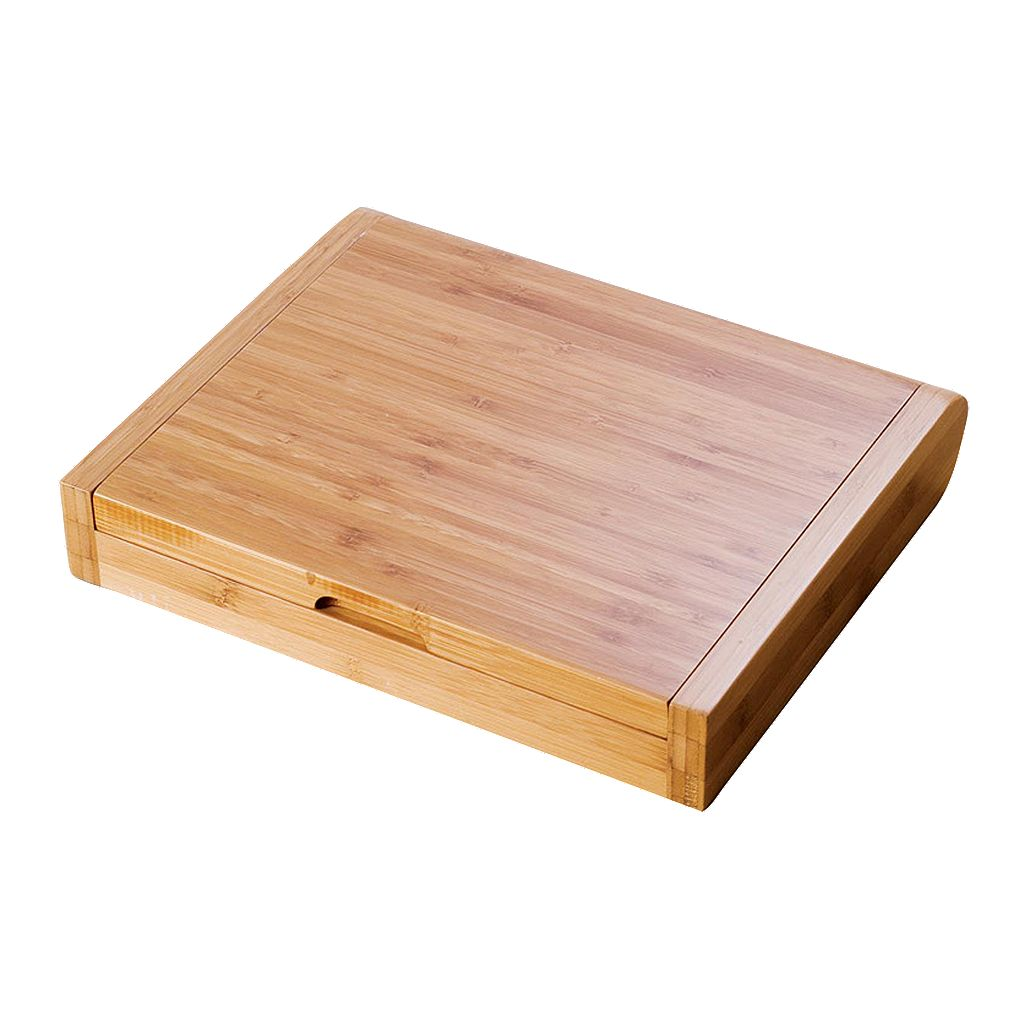 Picnic Time Soiree 5-pc. Bamboo Cheese Board Set