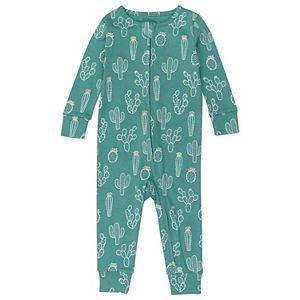 Baby Boy Mac & Moon 2-Pack Organic Footless Pajamas