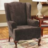 Sure Fit? Royal Diamond Wing Chair Slipcover