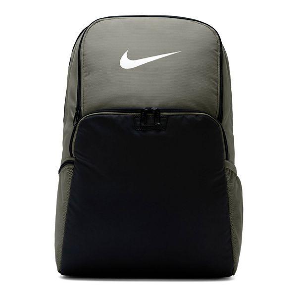 Nike Brasilia XL Training Backpack - Light Army