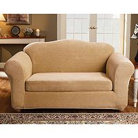 Sure Fit™ Royal Diamond Loveseat Slipcover