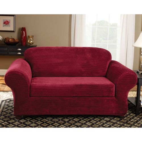 Sure Fit Royal Diamond Sofa Slipcover