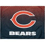Chicago Bears 2-Pack Plush Dot Pillow Protectors