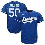 Youth Nike Mookie Betts Royal Los Angeles Dodgers 2020 Alternate Official Player Jersey