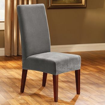 Sure FitTM Pique Dining Chair Slipcover