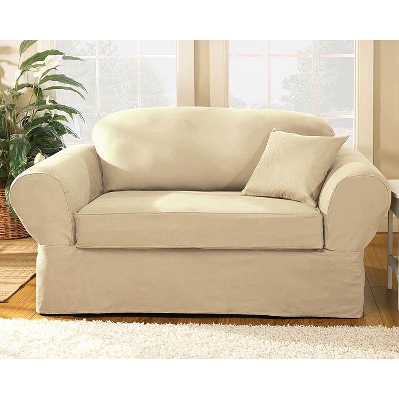 cotton sofa slipcover kohl 39 s
