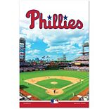 WinCraft Philadelphia Phillies Stadium 11'' x 17'' Wood Sign