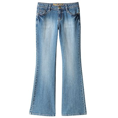Mudd Basic Flare Jeans - Slim