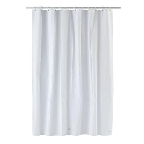 Home Classics® PEVA Super-Soft Shower Curtain Liner