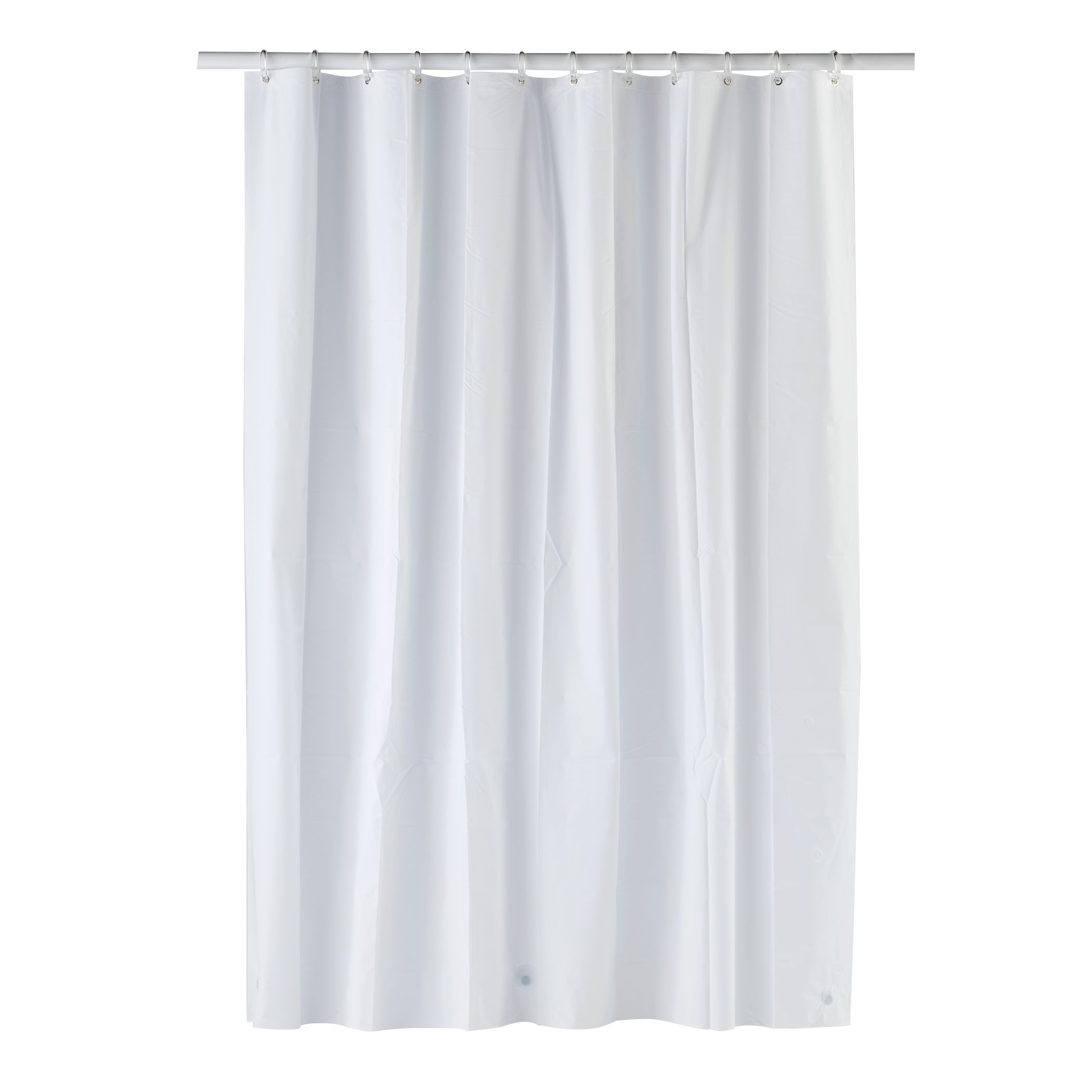 Attractive Home Classics® PEVA Super Soft Shower Curtain Liner