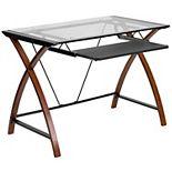 Flash Furniture X-Side Desk