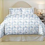 Pointehaven Soft Luxury Flannel Duvet Cover Set