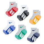 Baby / Toddler Nike 6 Pack Ankle Socks