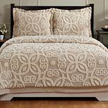 Better Trends Eden Cotton Comforter Set
