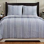 Better Trends Winston Cotton Comforter Set