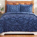 Better Trends Cleo Cotton Comforter