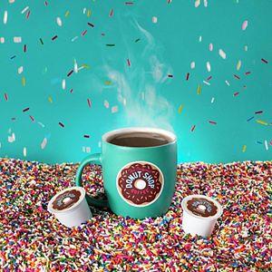 The Original Donut Shop Dark Coffee, Keurig® K-Cup® Pods, Dark Roast, 24 Count