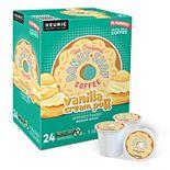 The Original Donut Shop Vanilla Cream Puff Coffee, Keurig® K-Cup® Pods, Medium Roast, 24 Count
