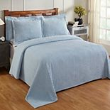 Better Trends Jullian Cotton Chenille Bedspread or Shams