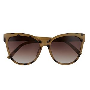 Women's LC Lauren Conrad 56mm Shorebird Cat Eye Sunglasses