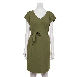 Women's Sonoma Goods For Life Knit Dolman-Sleeve Dress